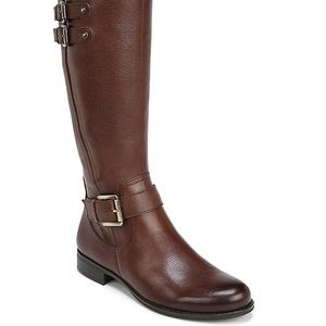 Naturalizer wide calf new boots